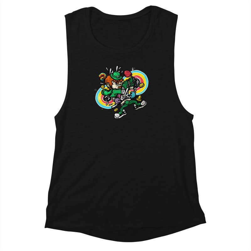 Me Charms Women's Tank by RevengeLover's Corner of the Web