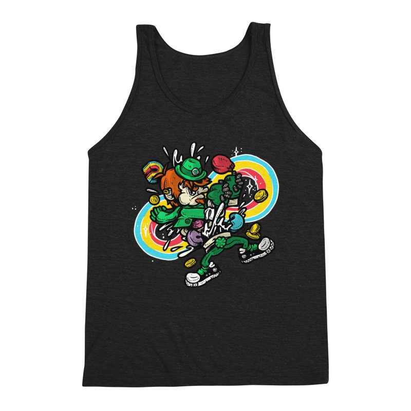Me Charms Men's Triblend Tank by RevengeLover's Corner of the Web