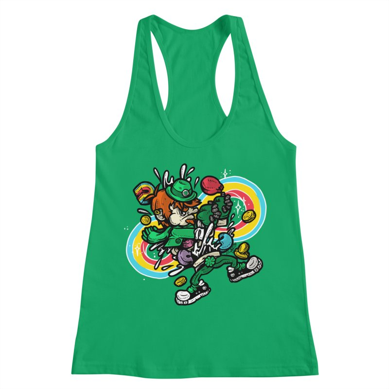 Me Charms Women's Racerback Tank by RevengeLover's Corner of the Web