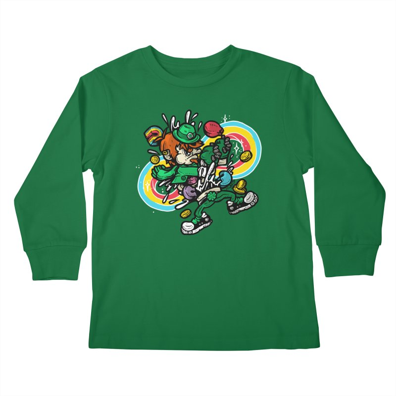 Me Charms Kids Longsleeve T-Shirt by RevengeLover's Corner of the Web