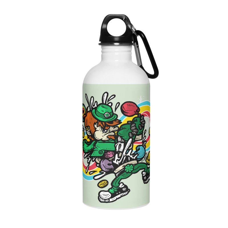 Me Charms Accessories Water Bottle by RevengeLover's Corner of the Web