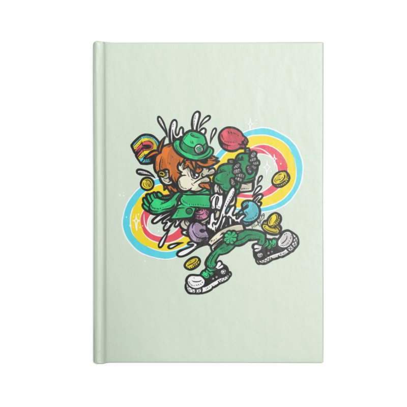 Me Charms Accessories Blank Journal Notebook by RevengeLover's Corner of the Web