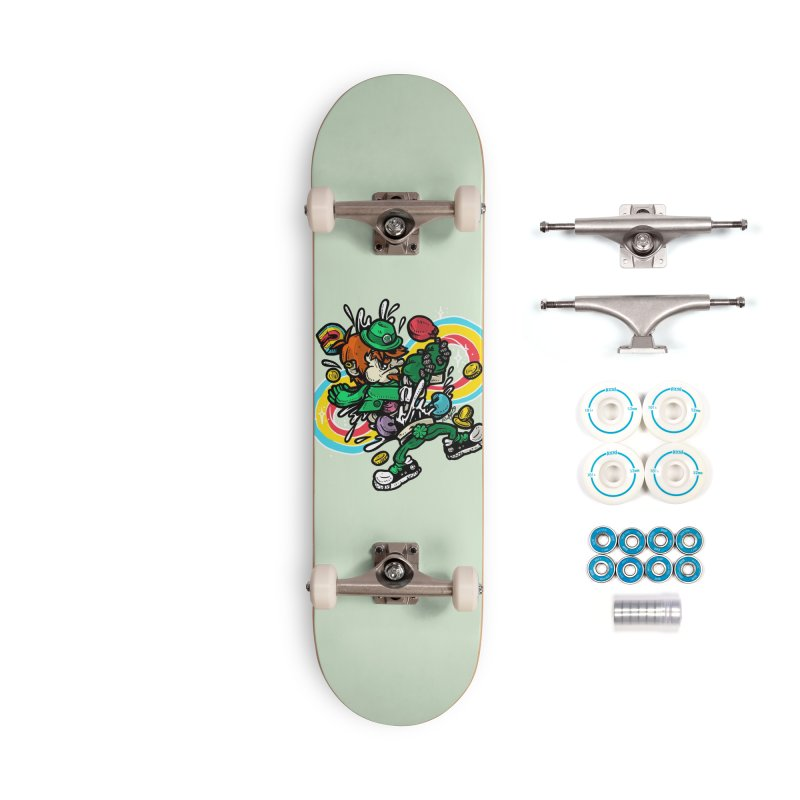 Me Charms Accessories Complete - Basic Skateboard by RevengeLover's Corner of the Web