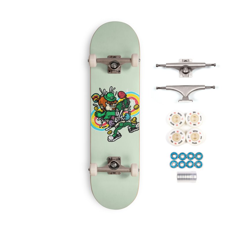 Me Charms Accessories Complete - Premium Skateboard by RevengeLover's Corner of the Web