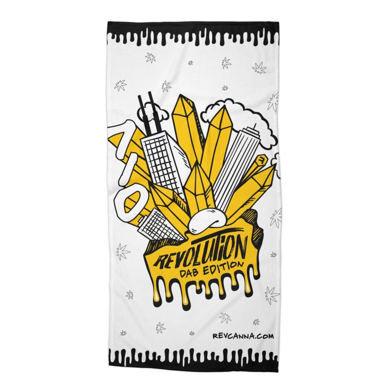 710 - Dab Edition Accessories Beach Towel by RevolutionTradingCo
