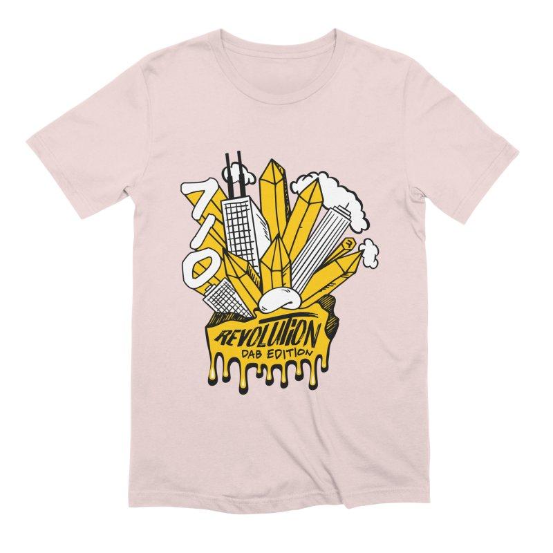 710 - Dab Edition Men's Extra Soft T-Shirt by RevolutionTradingCo