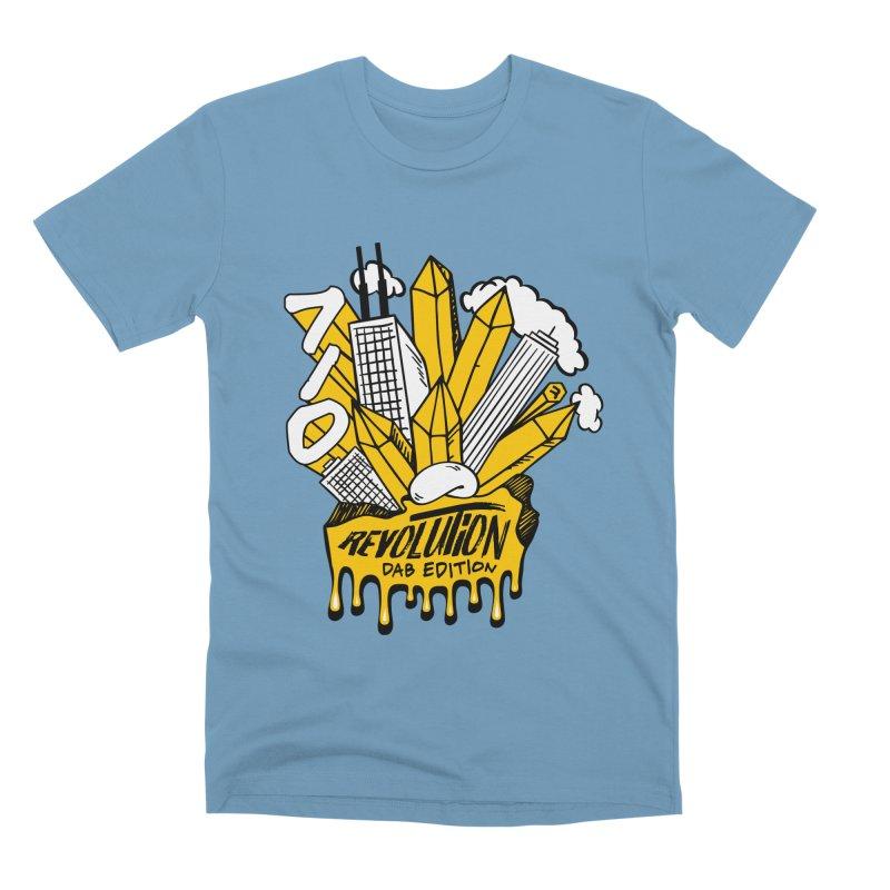 710 - Dab Edition Men's Premium T-Shirt by RevolutionTradingCo
