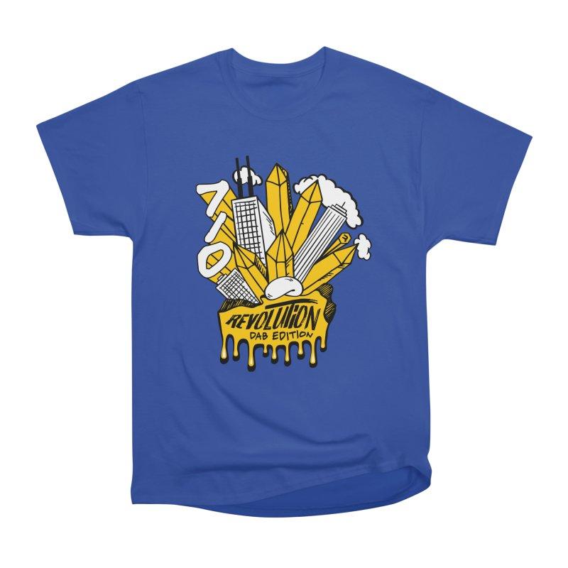 710 - Dab Edition Women's Heavyweight Unisex T-Shirt by RevolutionTradingCo