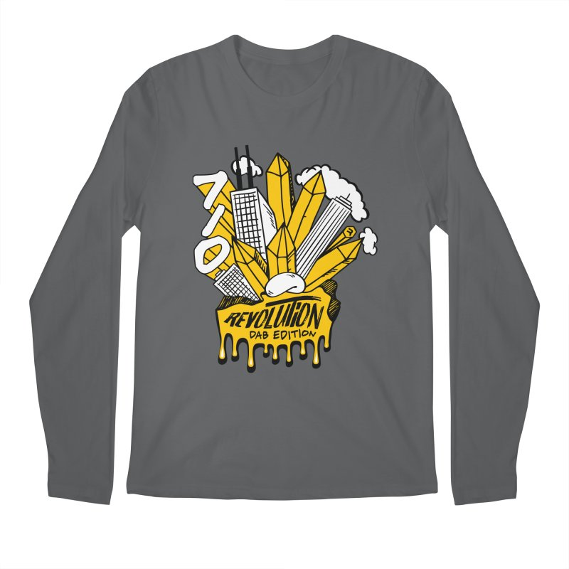 710 - Dab Edition Men's Longsleeve T-Shirt by RevolutionTradingCo