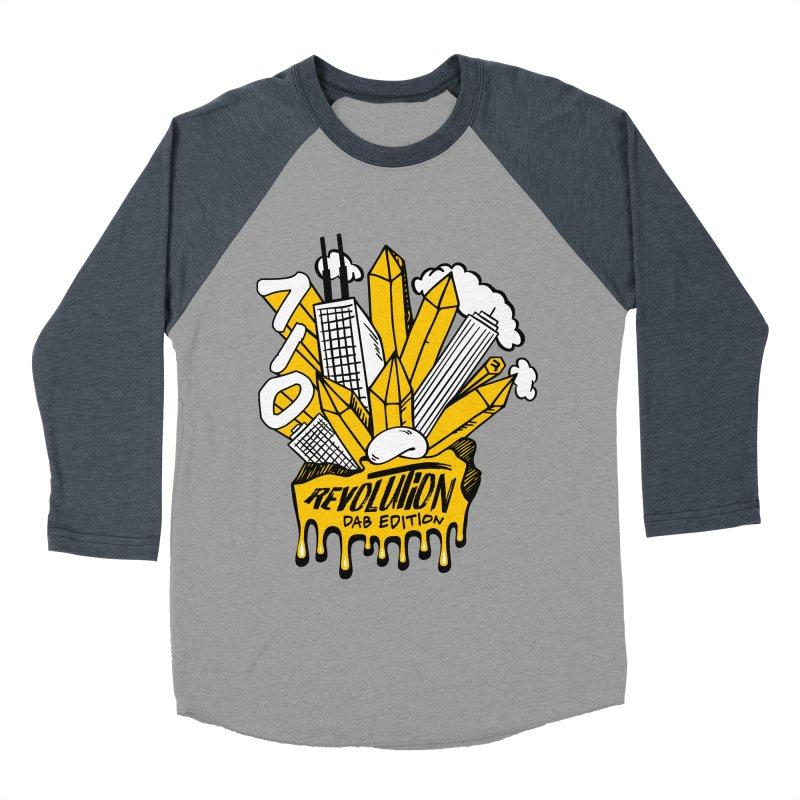 710 - Dab Edition Men's Baseball Triblend Longsleeve T-Shirt by RevolutionTradingCo