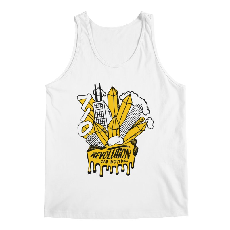 710 - Dab Edition Men's Regular Tank by RevolutionTradingCo