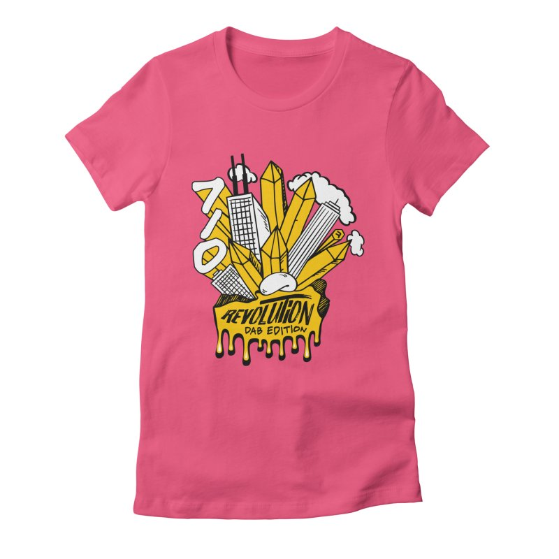 710 - Dab Edition Women's Fitted T-Shirt by RevolutionTradingCo