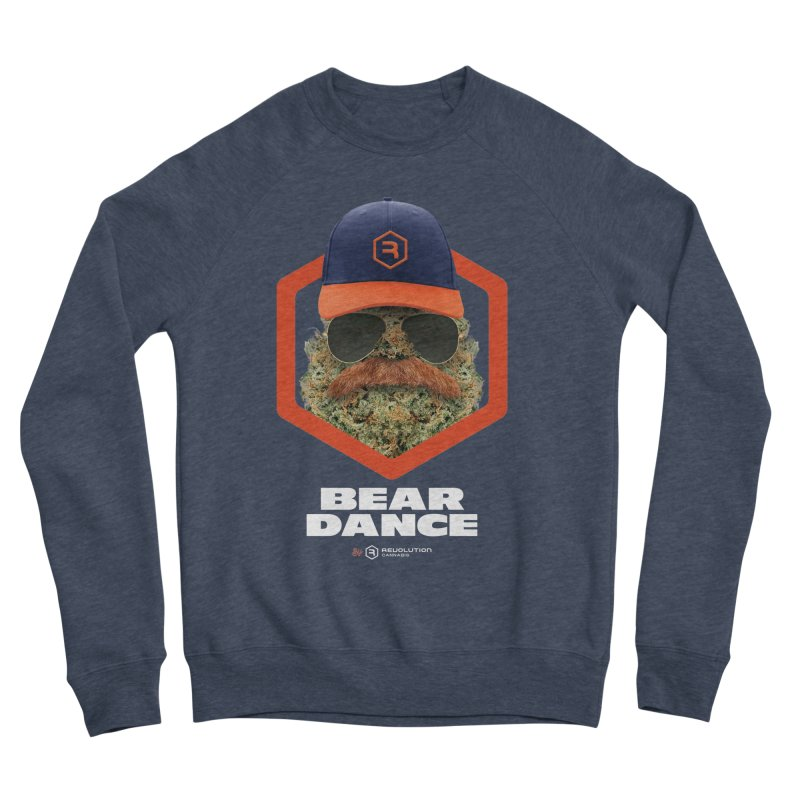 Bear Dance Women's Sponge Fleece Sweatshirt by RevolutionTradingCo