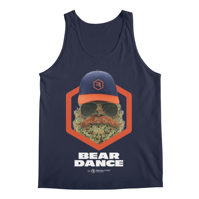 Bear Dance Men's Regular Tank by RevolutionTradingCo