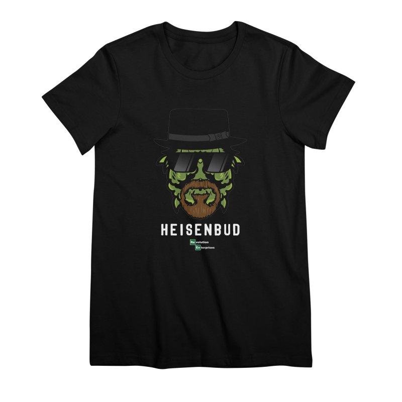 Heisenbud Women's Premium T-Shirt by RevolutionTradingCo