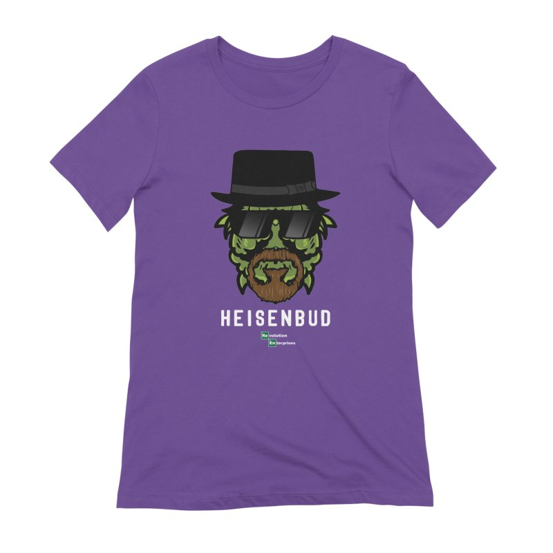 Heisenbud Women's Extra Soft T-Shirt by RevolutionTradingCo