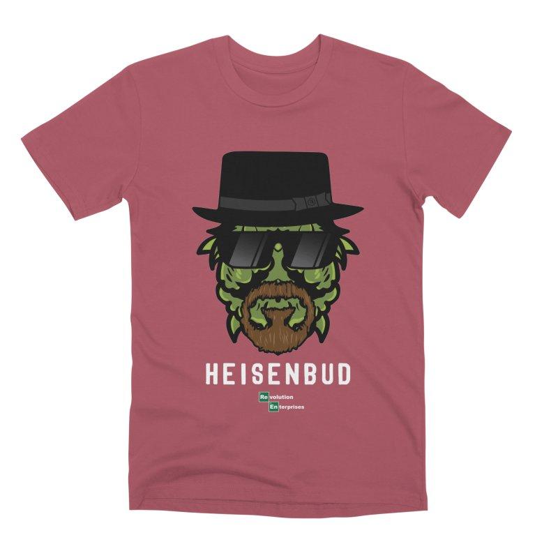 Heisenbud Men's Premium T-Shirt by RevolutionTradingCo