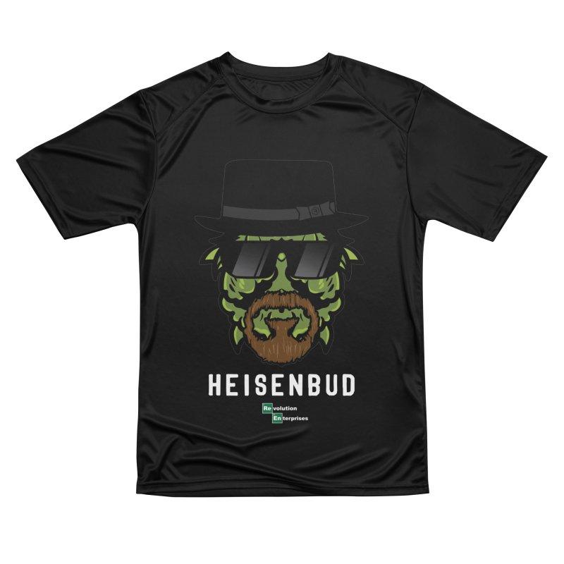 Heisenbud Men's Performance T-Shirt by RevolutionTradingCo