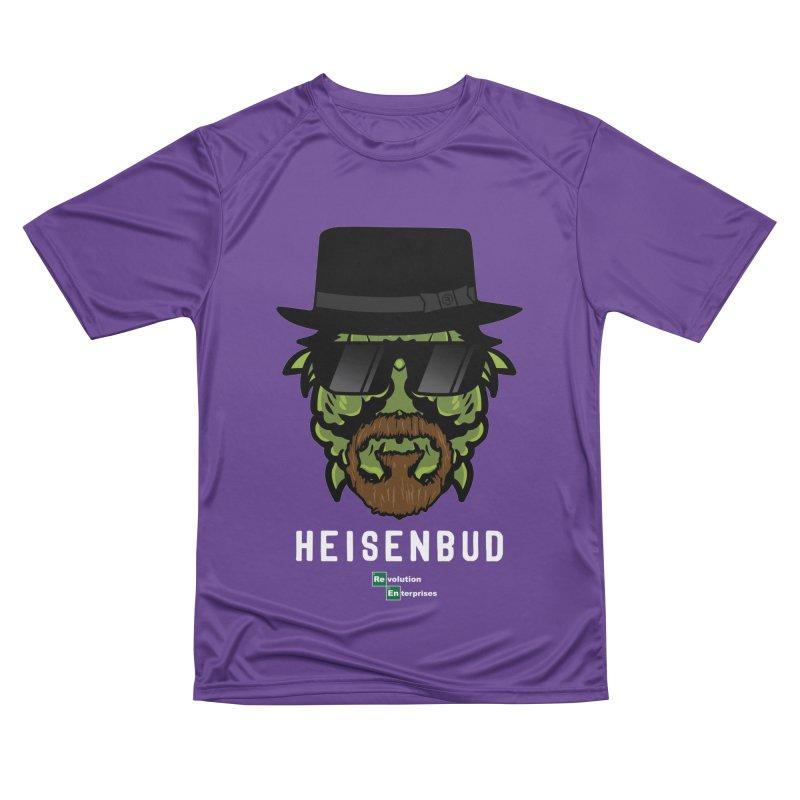 Heisenbud Women's Performance Unisex T-Shirt by RevolutionTradingCo
