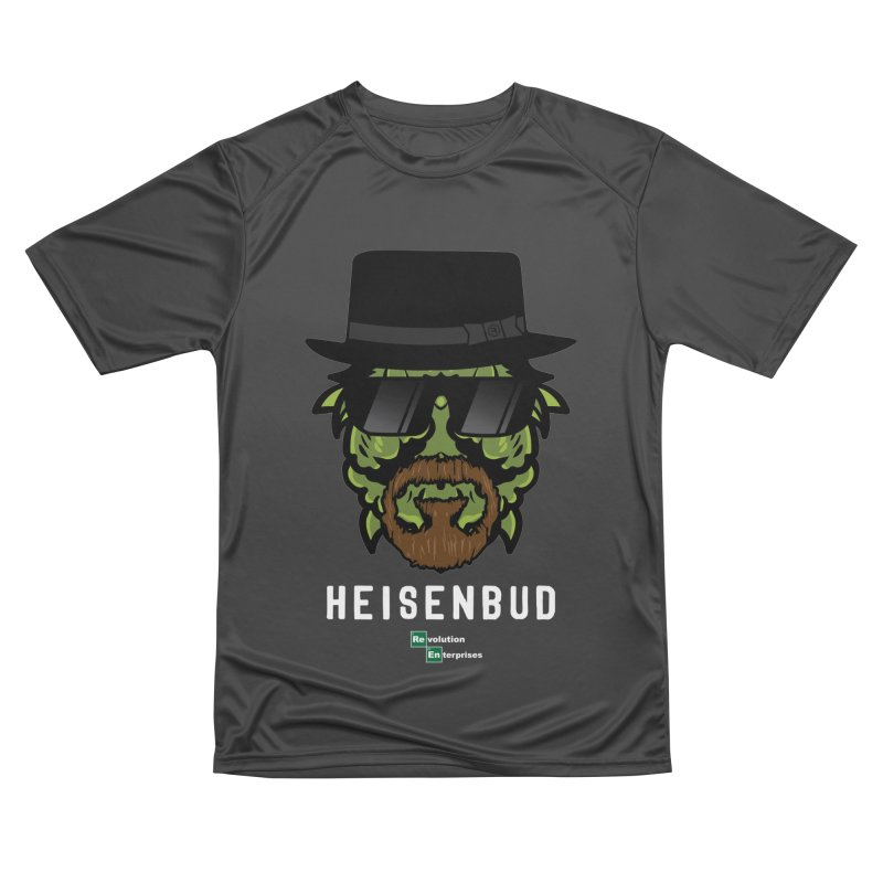 Heisenbud Women's Performance Unisex T-Shirt by RevolutionTradingCo