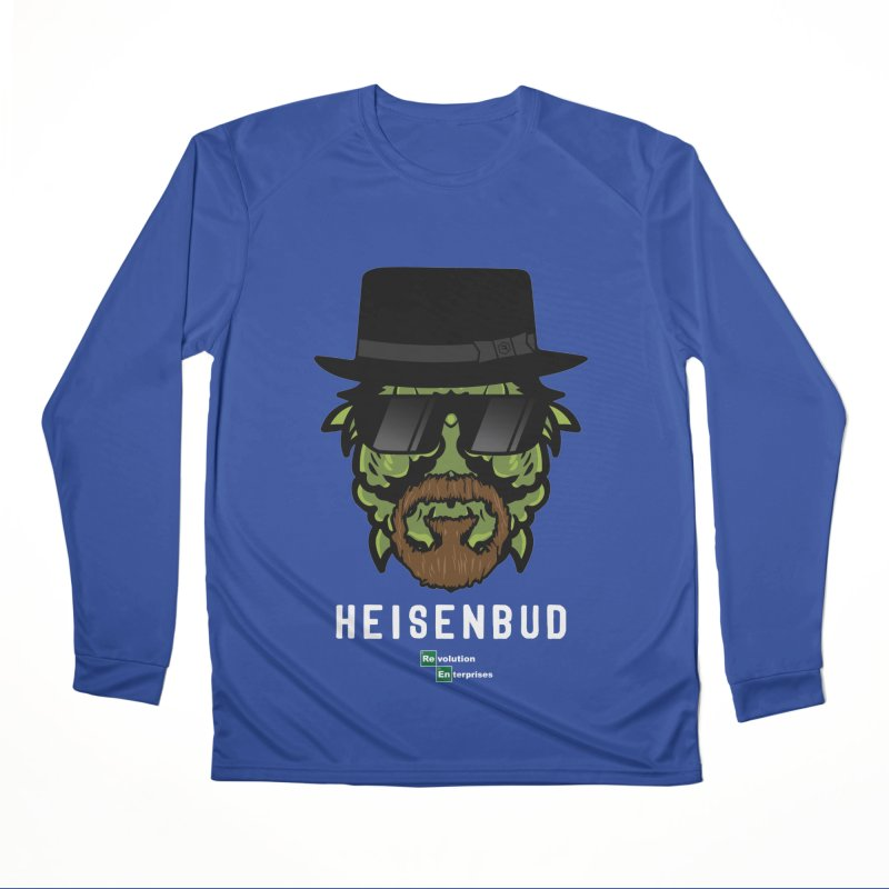 Heisenbud Women's Performance Unisex Longsleeve T-Shirt by RevolutionTradingCo