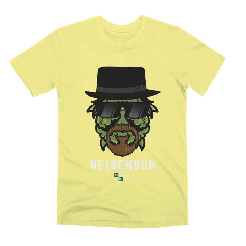 Heisenbud Men's Premium T-Shirt by RevolutionTradingCo