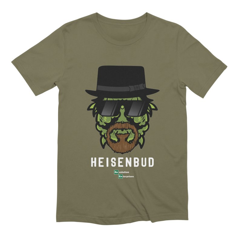Heisenbud Men's Extra Soft T-Shirt by RevolutionTradingCo