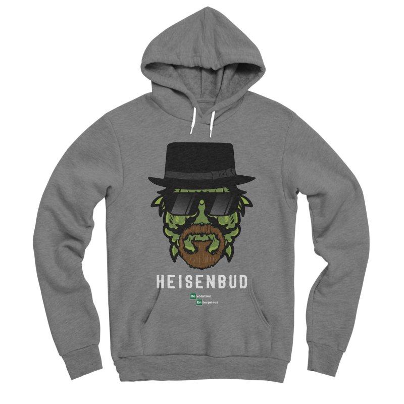 Heisenbud Men's Sponge Fleece Pullover Hoody by RevolutionTradingCo