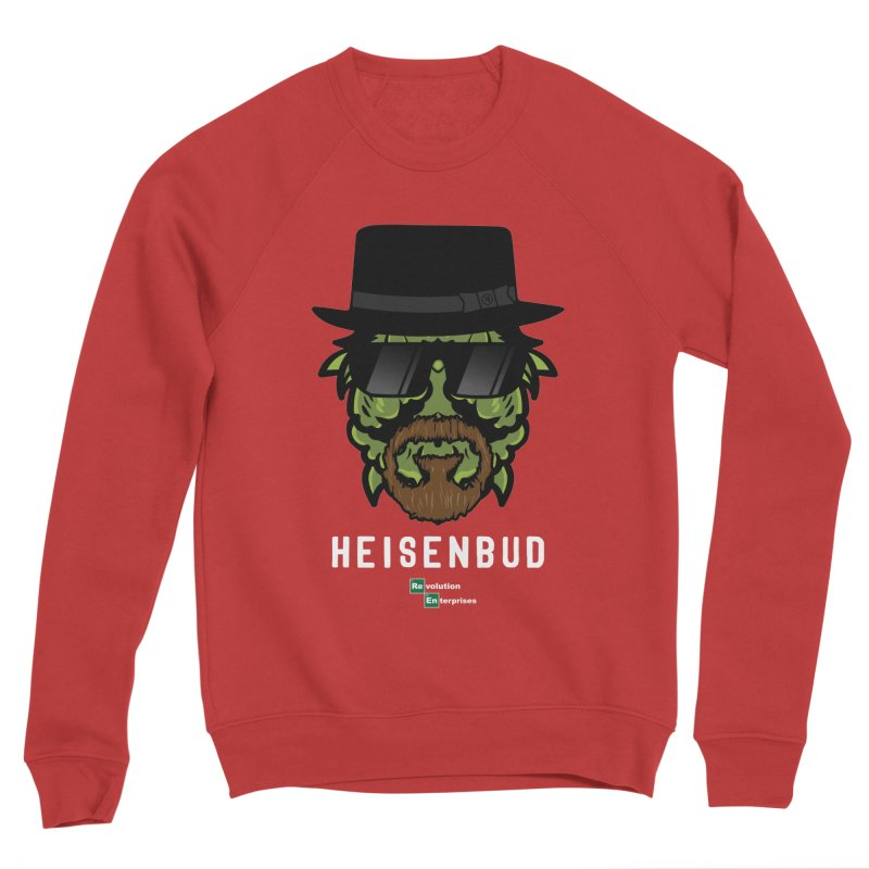 Heisenbud Women's Sponge Fleece Sweatshirt by RevolutionTradingCo