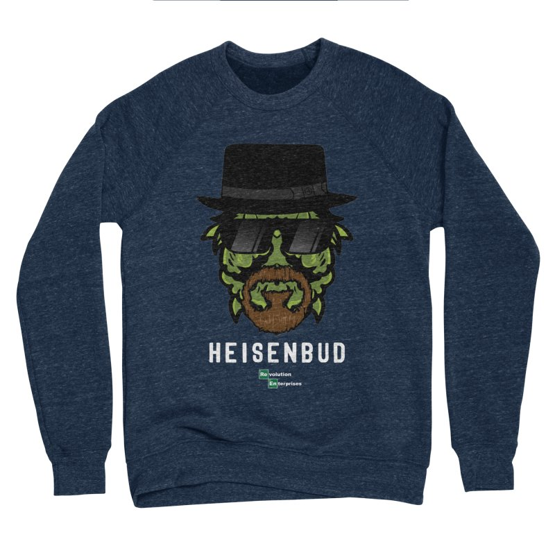 Heisenbud Men's Sponge Fleece Sweatshirt by RevolutionTradingCo