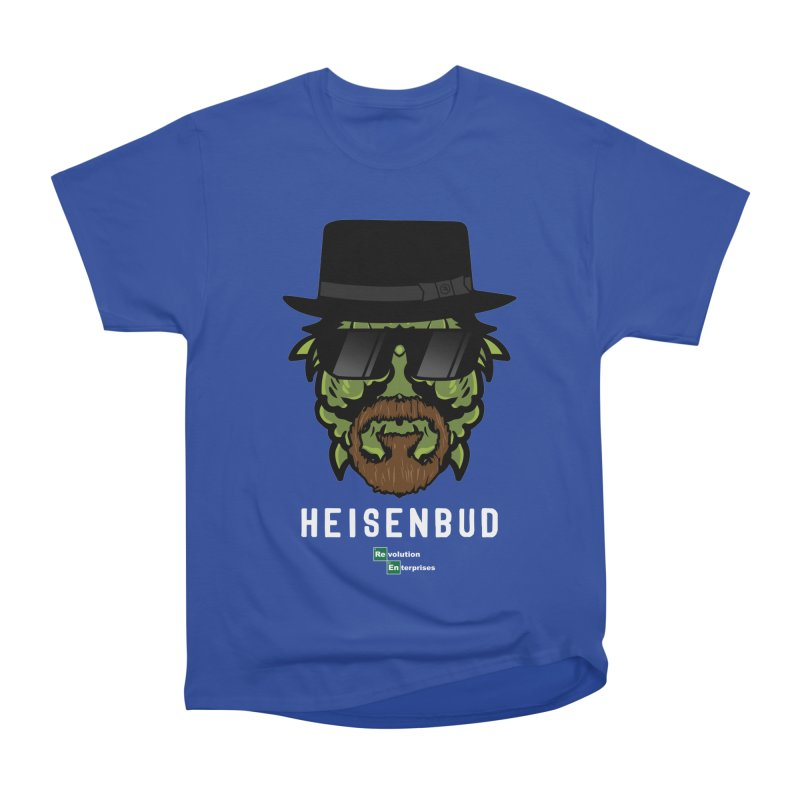 Heisenbud Women's Heavyweight Unisex T-Shirt by RevolutionTradingCo