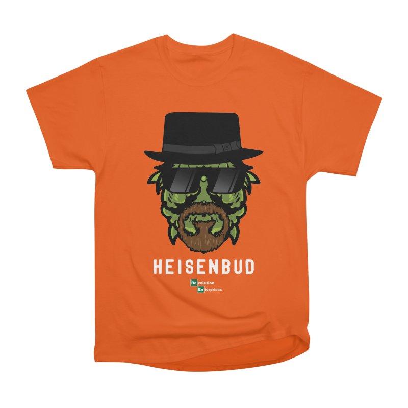 Heisenbud Men's Heavyweight T-Shirt by RevolutionTradingCo