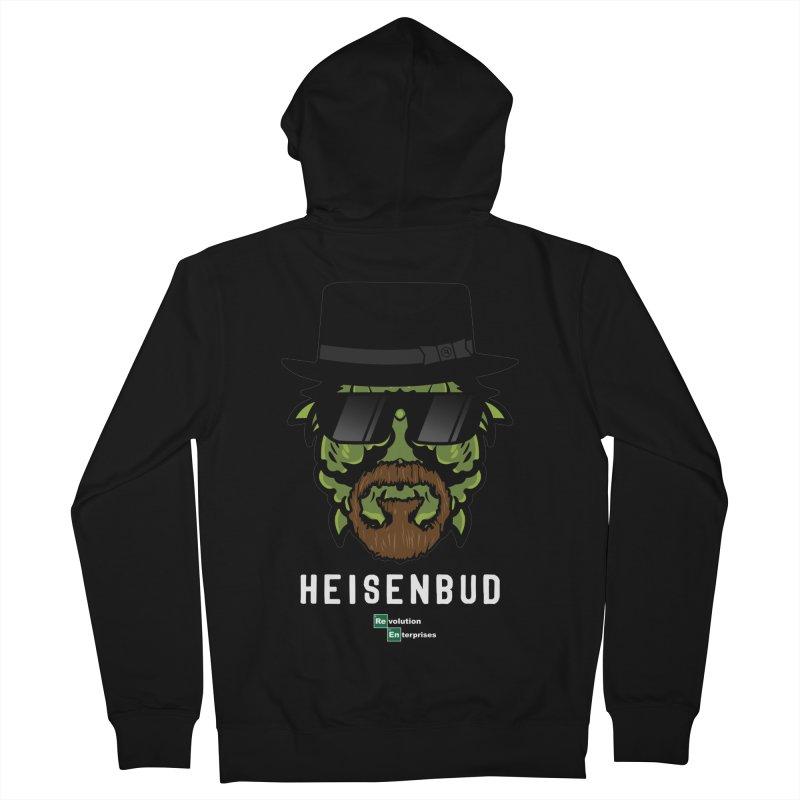 Heisenbud Women's French Terry Zip-Up Hoody by RevolutionTradingCo