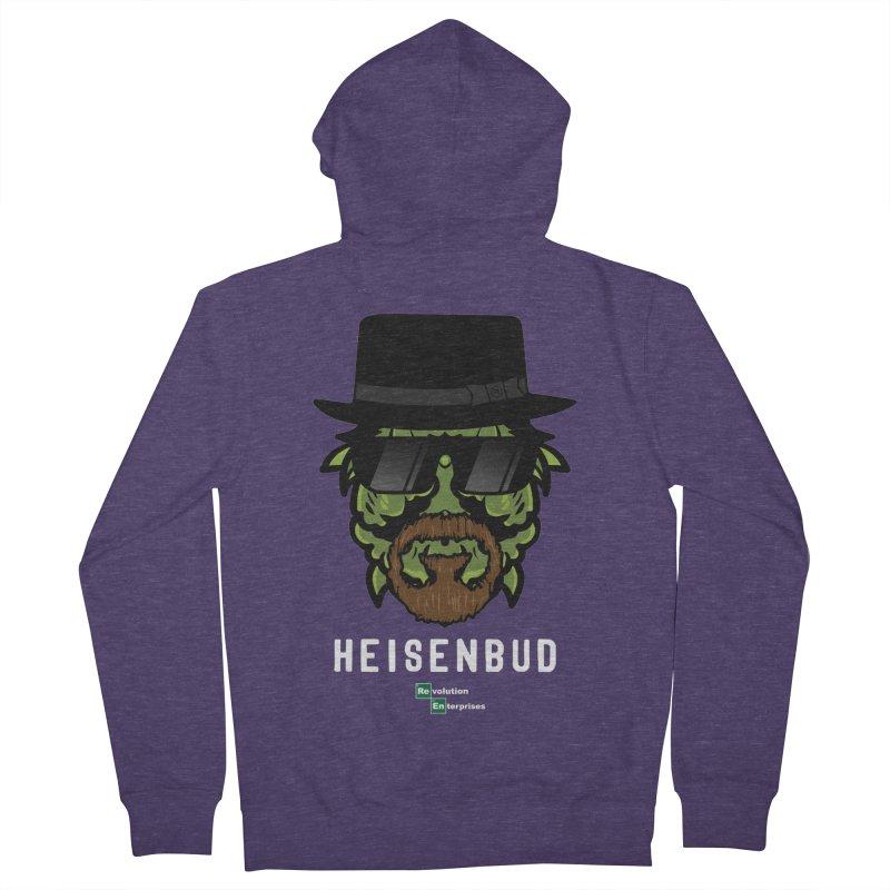 Heisenbud Men's French Terry Zip-Up Hoody by RevolutionTradingCo