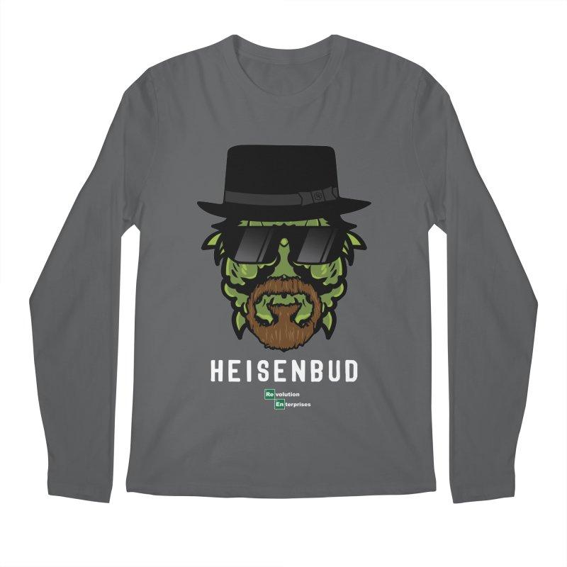 Heisenbud Men's Longsleeve T-Shirt by RevolutionTradingCo