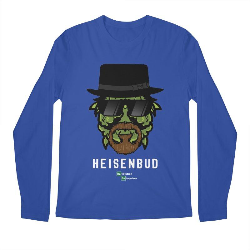 Heisenbud Men's Regular Longsleeve T-Shirt by RevolutionTradingCo