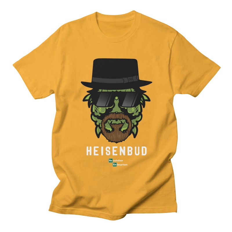 Heisenbud Men's Regular T-Shirt by RevolutionTradingCo