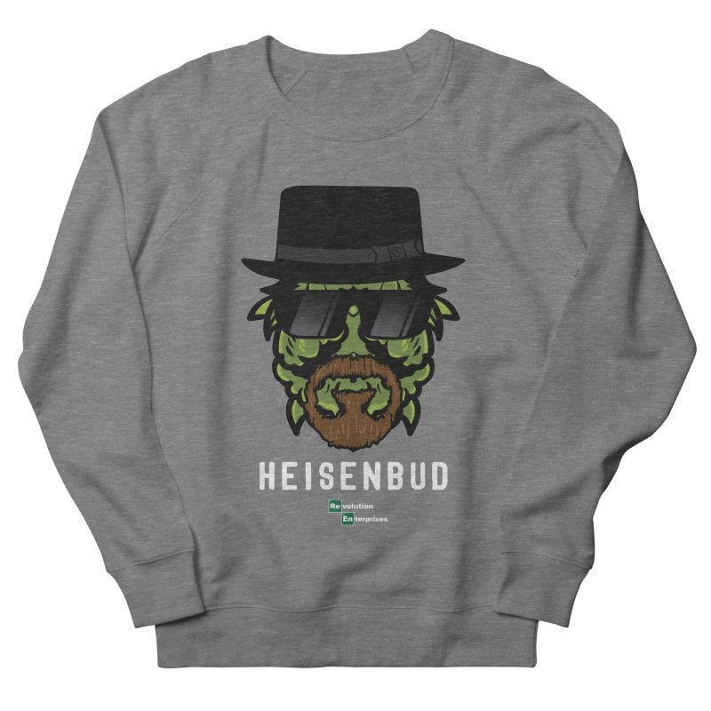 Heisenbud Women's French Terry Sweatshirt by RevolutionTradingCo