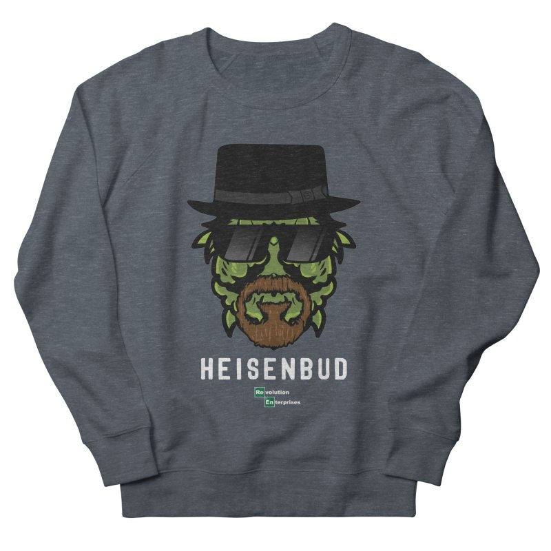 Heisenbud Men's French Terry Sweatshirt by RevolutionTradingCo