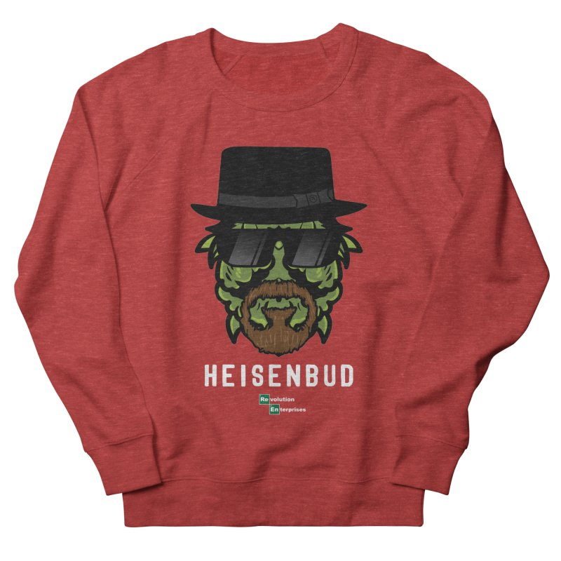Heisenbud Men's French Terry Sweatshirt by RevolutionTradingCo