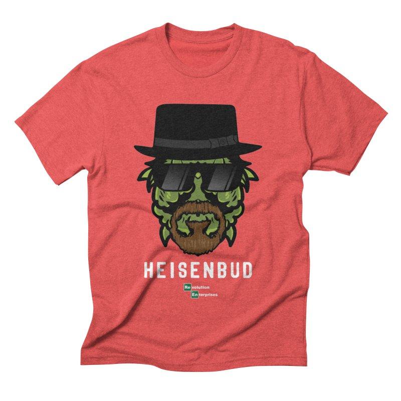Heisenbud Men's Triblend T-Shirt by RevolutionTradingCo