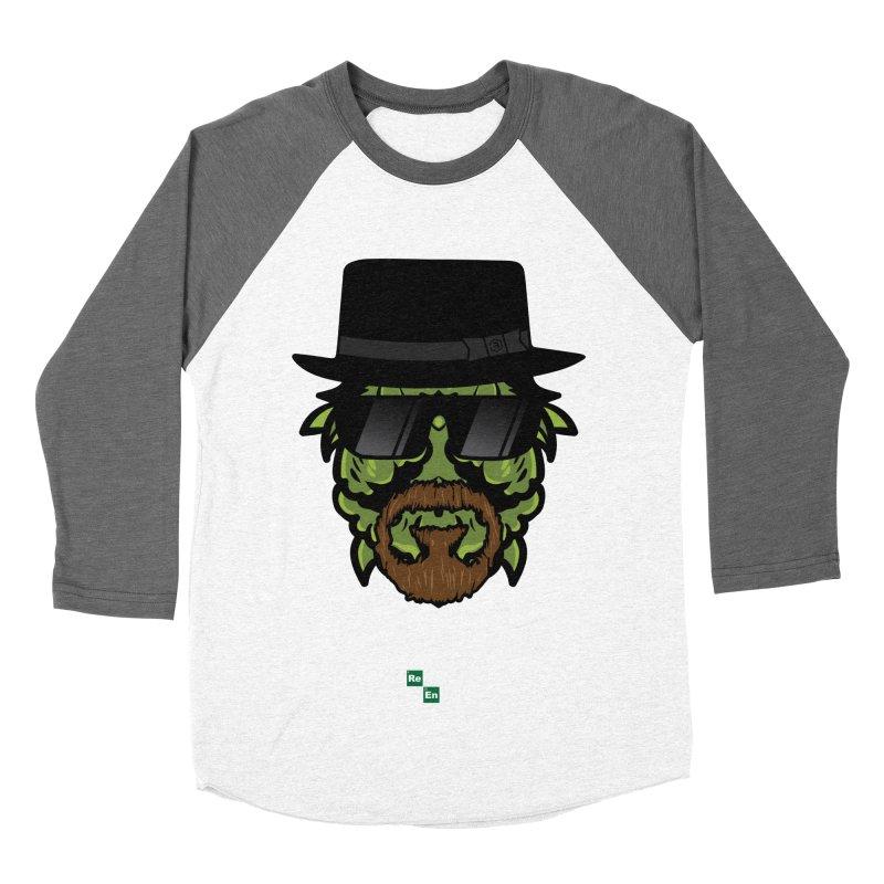 Heisenbud Men's Baseball Triblend Longsleeve T-Shirt by RevolutionTradingCo