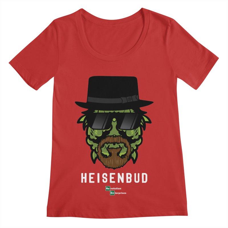 Heisenbud Women's Regular Scoop Neck by RevolutionTradingCo