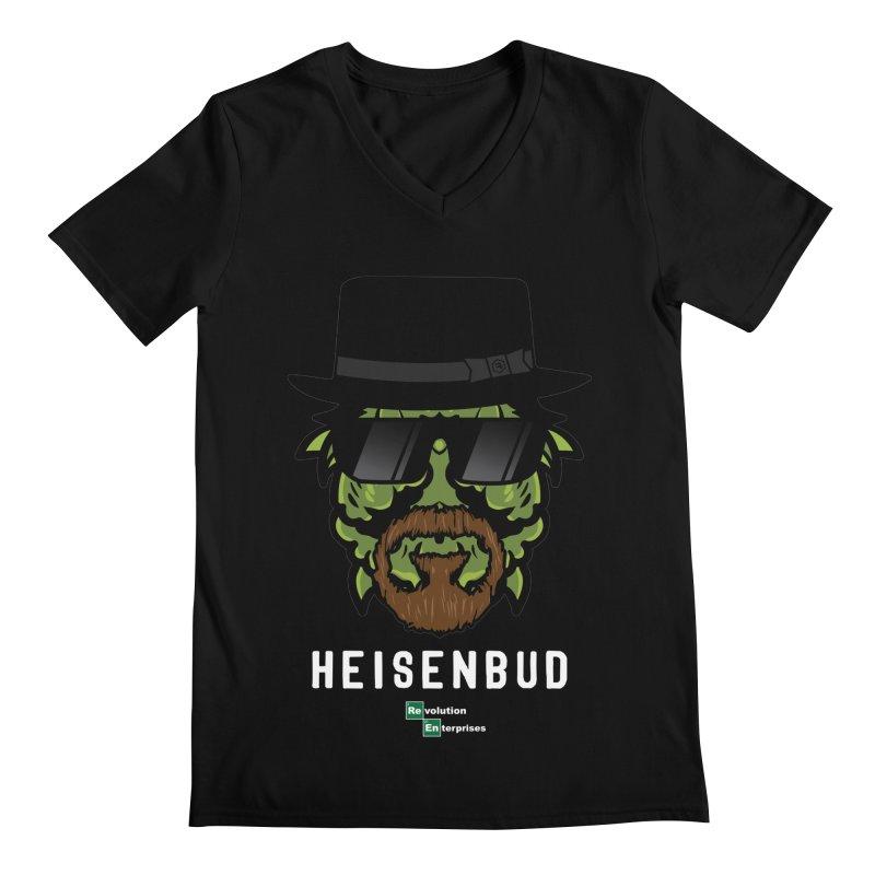 Heisenbud Men's Regular V-Neck by RevolutionTradingCo