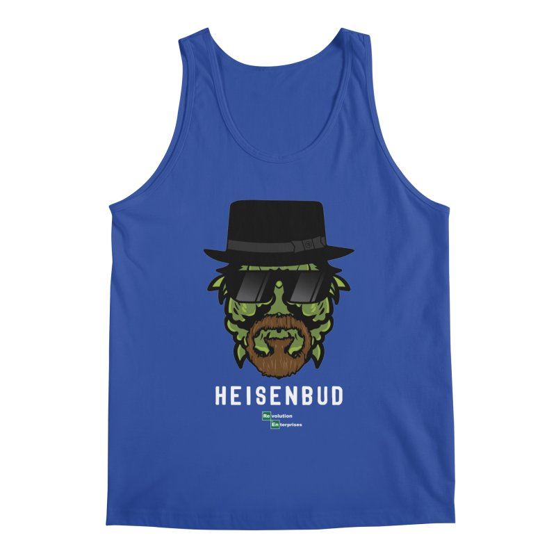 Heisenbud Men's Regular Tank by RevolutionTradingCo