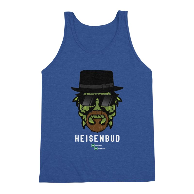 Heisenbud Men's Triblend Tank by RevolutionTradingCo