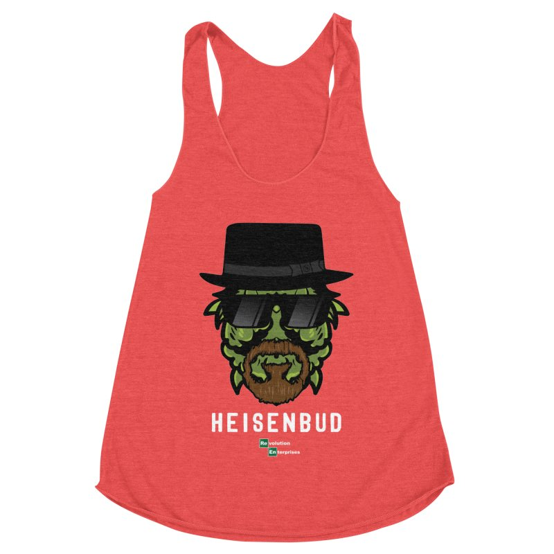 Heisenbud Women's Tank by RevolutionTradingCo