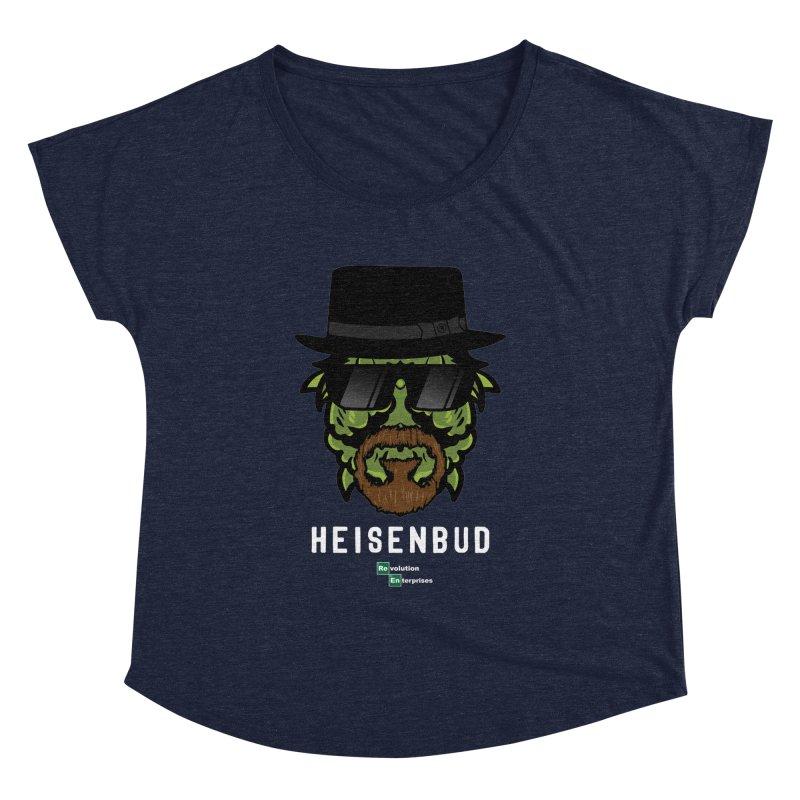 Heisenbud Women's Dolman Scoop Neck by RevolutionTradingCo