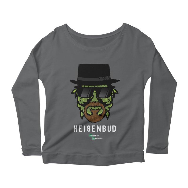 Heisenbud Women's Longsleeve T-Shirt by RevolutionTradingCo
