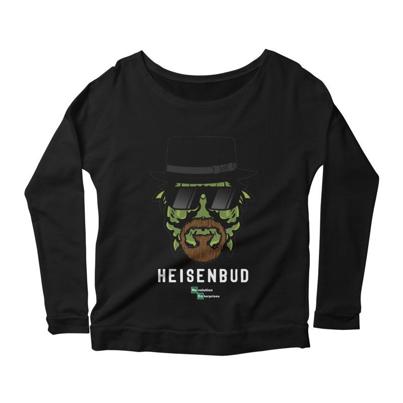 Heisenbud Women's Scoop Neck Longsleeve T-Shirt by RevolutionTradingCo